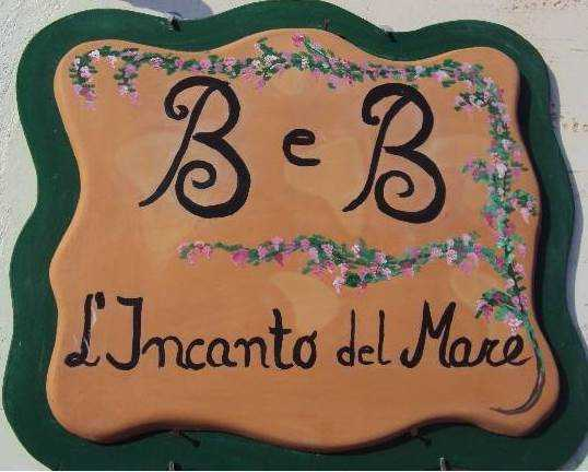 Foto dell'insegna del Bed Breakfast